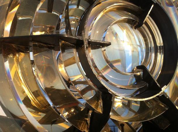 'Glava' svjetionika na Palagruži (foto TRIS/G. Šimac)