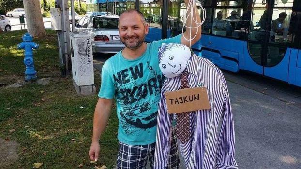Domagoj Margetić (Facebook - profilna fotografija)