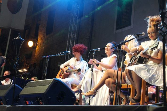 Večeri dalmatinske šansone u Šibeniku (Foto H. Pavić) (23)