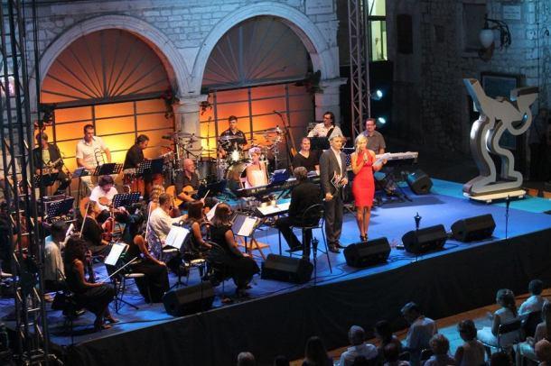 Večeri dalmatinske šansone u Šibeniku (Foto H. Pavić) (9)
