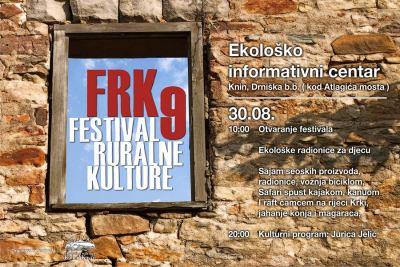 Svi trk na FRK – kninski Festival ruralne kulture: Nema frke dok je Krke
