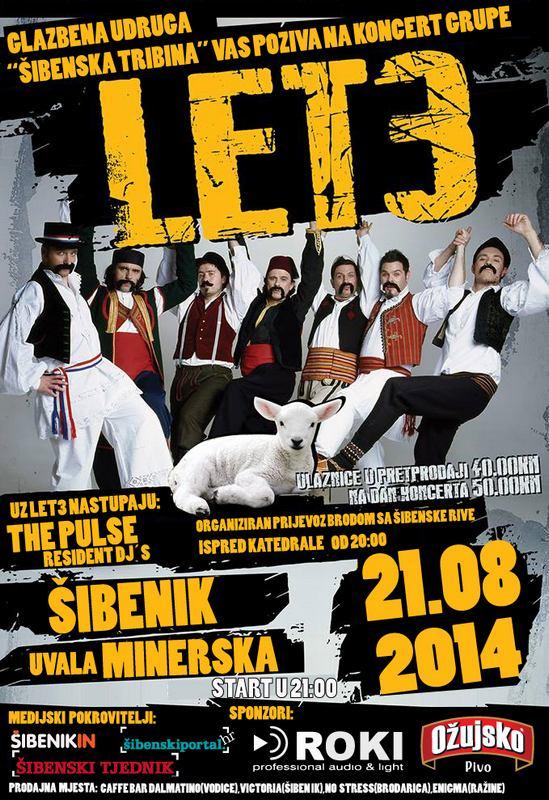 Plakat za koncert (a ne koncert za plakat')