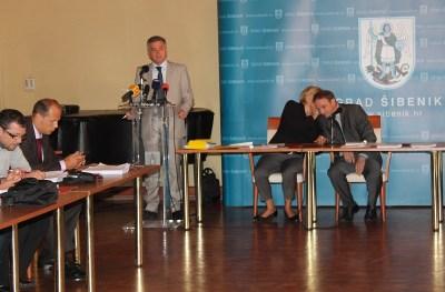 Grad Šibenik zadužuje se za 20 milijuna kuna