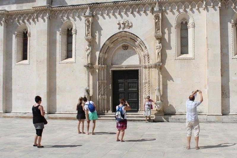Ministarstvo kulture: Nikad nije zaprimljen zahtjev za gradnju 'biskupove grobnice' u šibenskoj katedrali sv. Jakova