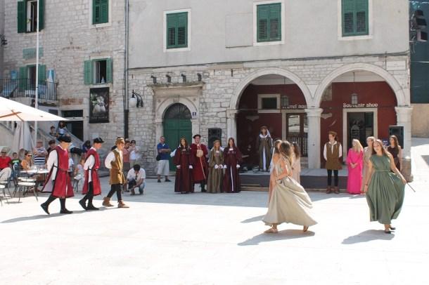 Sajam u srednjovjekovnom Šibeniku - zatvaranje (Foto H. Pavić) (7)