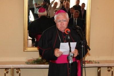 Biskup Ante Ivas (Foto: Hrvoslav Pavić)