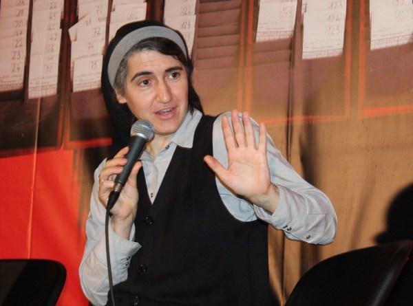 Teresa Forcades na FALIŠ-u (Foto H. Pavić) (10)