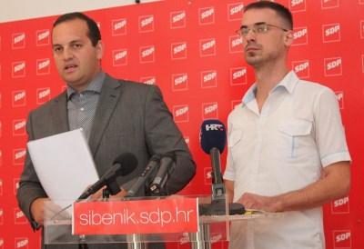 Ivan Klarin i Mirko Antunović (Foto H. Pavić)