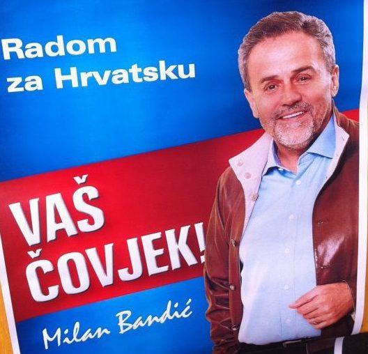 Radom za Hrvatsku - Vaš čovjek! (foto Facebook)
