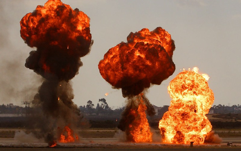 Eksplozija (foto Wikimedia Commons)