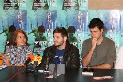 Nenni Delemstre, Pero Eranović i Bojan Brajčić