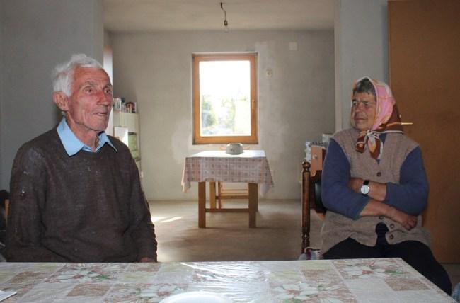 Dvoje od pet: Rade i Stoja Vukša (Foto H. Pavić )