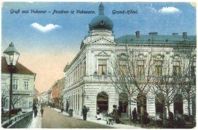 Vukovar Grand hotel