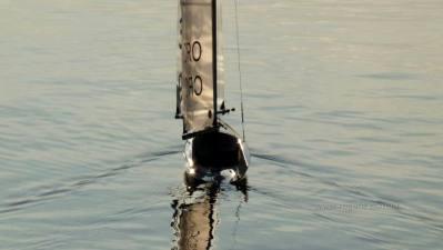 Završna regata modelara na šibenskoj rivi