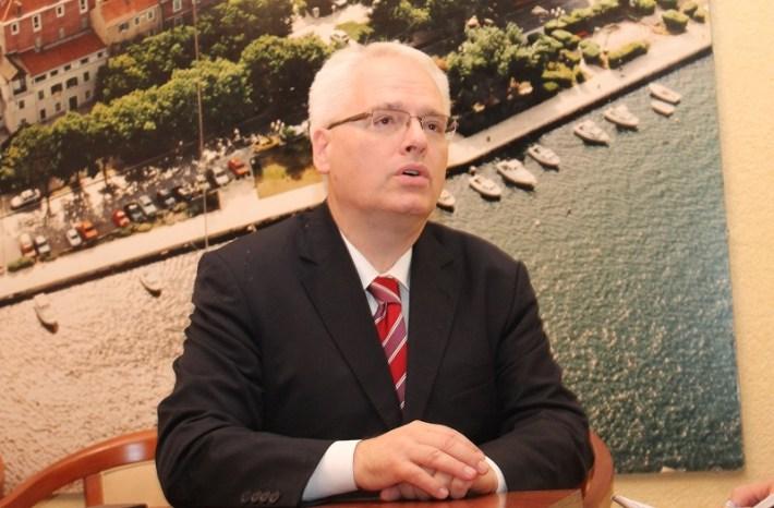 Dr. Ivo Josipović u Šibeniku (Foto H. Pavić)IMG_8854