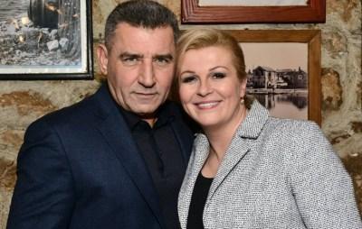 A. Gotovina i K. Grabar Kitarović (foto: Facebook)