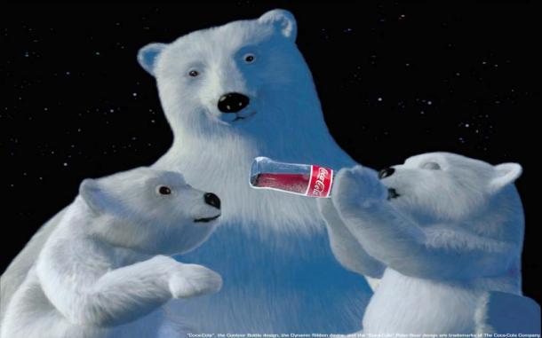I polarni medvjedići vole hladni napitak, foto facebook