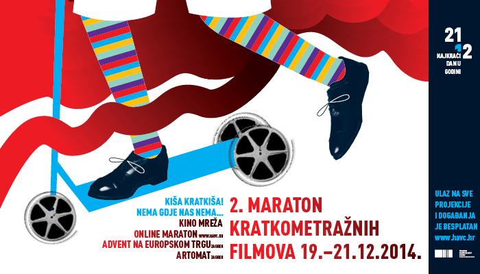 Najkraći dan, a najdulji maraton kratkih filmova – 'kratkiši' u 29 kina, na webu HAVC-a…