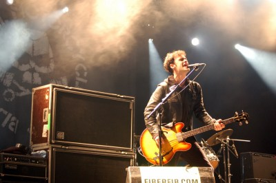 Black Rebel Motorcycle Club (Foto: Wikipedia)