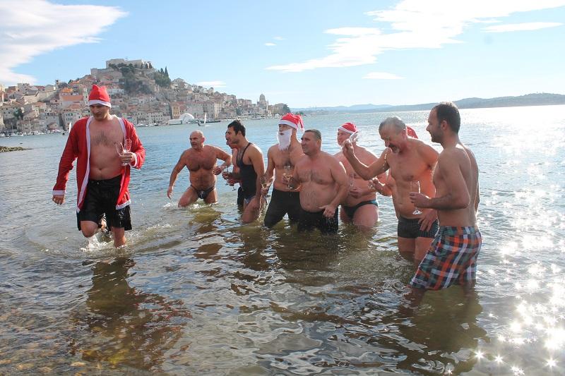 JK Val poziva na novogodišnje kupanje