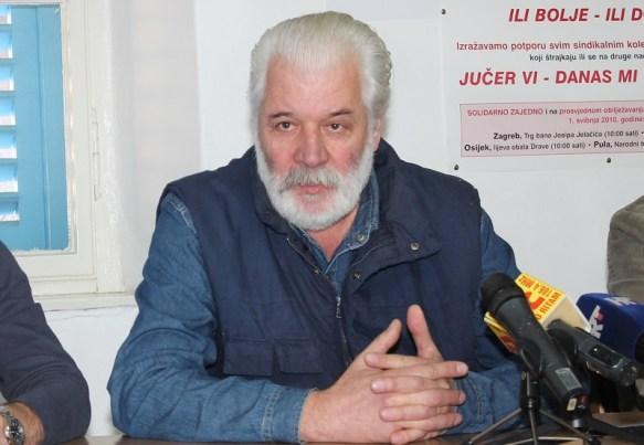 Povjerenik SMH TPP-a Ivan Svraka (Foto H. Pavić)