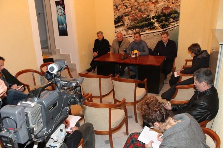 Selimir Vukušić, Josip Svračak, Paško Erak i Čedo Petrina (Foto H. Pavić) (1)