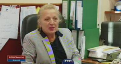 V.d. ravnateljica Ekonomske škole Diana Vodanović