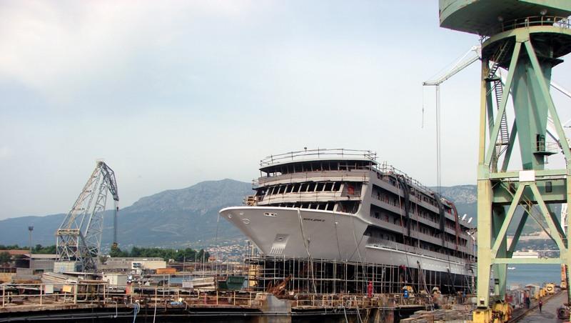 Novogradnja u Brodosplitu