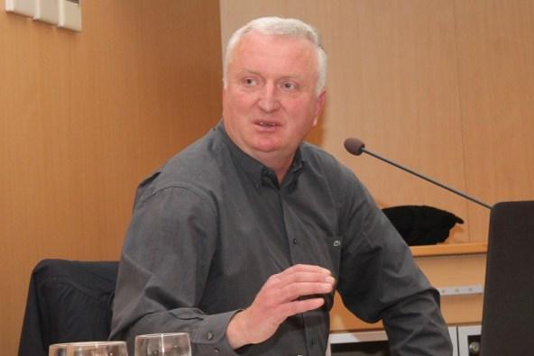 Umirovljeni časnik HV-a Nediljko Pušić (Foto: Tris/H. Pavić)