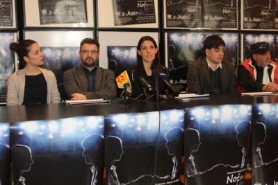 Konferencija za novinare u HNK Šibenik