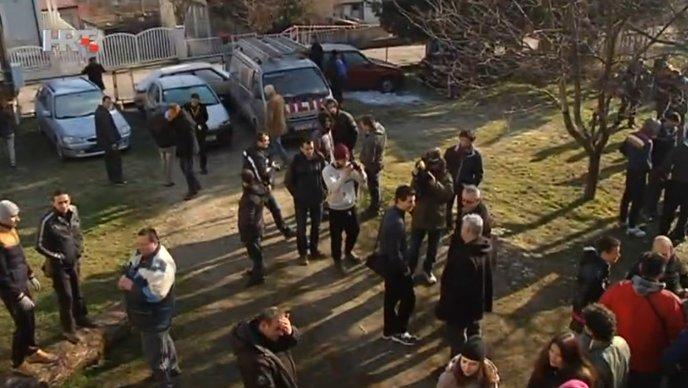 Maloprije na Bukovcu (foto Facebook Živi zid)