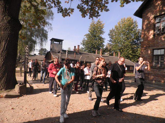 Šibenčani u obilasku logora Auschwitz
