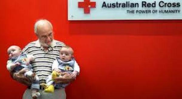 Harrison i dva djeteta (foto screenshot YouTube)