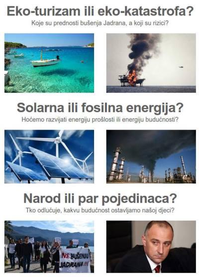 O nafti na Korčuli – T. Gutenmorgen: 'Ne želimo vrijeđati inteligenciju ljudi, ali budućnost djece je u njihovim rukama'