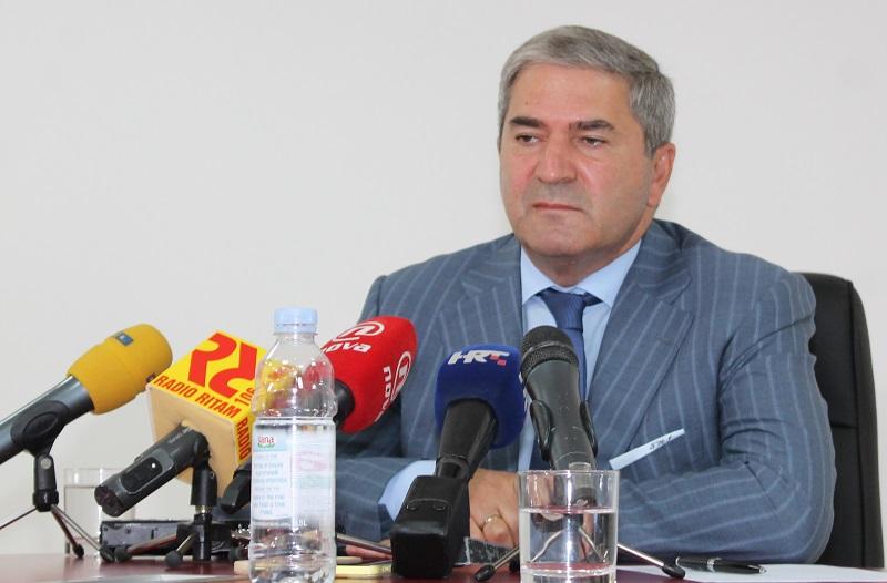 Igor Shamis, vlasnik TLM-a s novinarima: Konflikti s Lepurom? Ne, toga nije bilo!