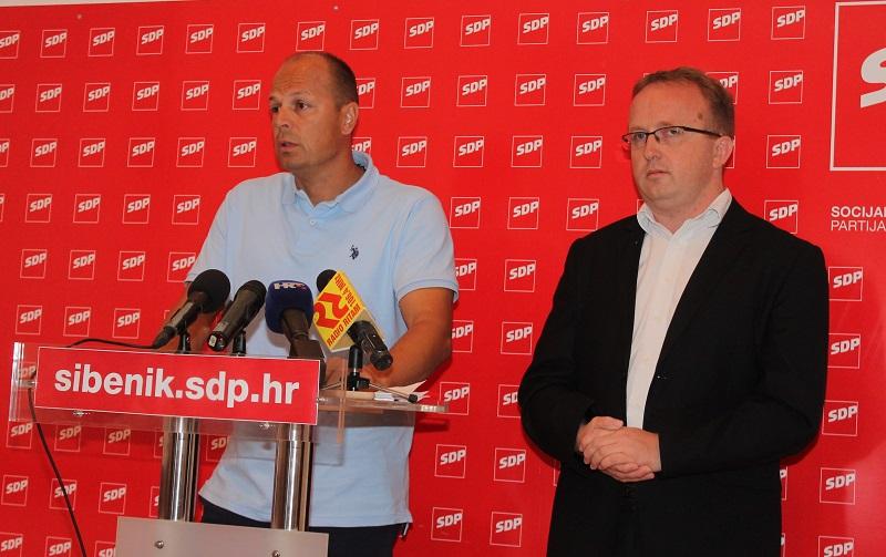 SDP: Maršal Tito kao dimna zavjesa za prodaju Obonjana i gradskog plinovoda