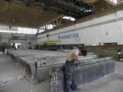 """Šibenska tvrtka Marinetek izborila se za dio """"kolača""""- gradit će morski dio  ACI-eve marine u Slanom"""