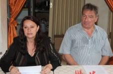 Milena i Sašo Georgijevski prije dvije godine (foto Tris/H. Pavić)