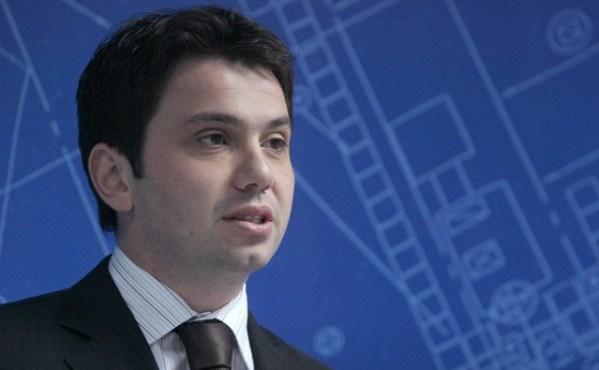 Makedonski ministar prometa Mile Janakieski
