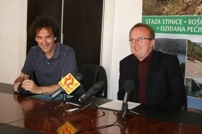 Željko Petreš i Krešimir Šakić (Foto Tris)