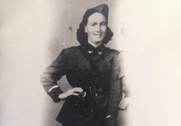 Partizanka Mila Kovač