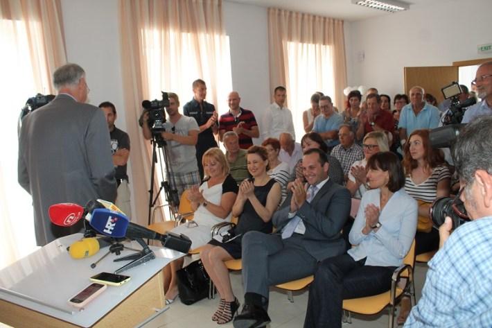 Milanka Opačić, otvaranje Doma za stare i nemoćne (Foto H. Pavić) (4)