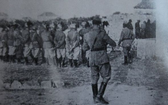 Talijani strijeljaju toce 1943. godine u okolici Šibenika