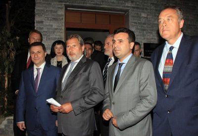 Makedonija odlučila: Gruevski se povlači, prijevremeni izbori u travnju