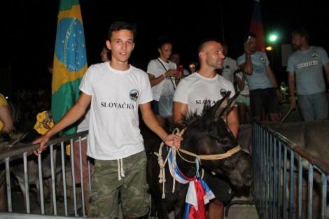 10. međunarodna trka tovarov - 10. međunarodna utrka magaraca (75)