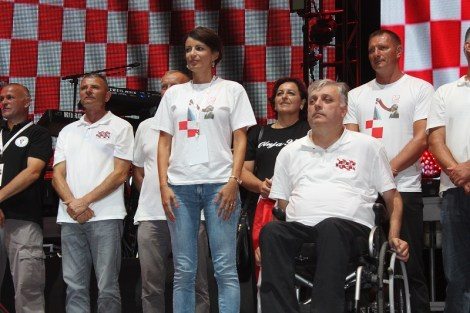 Josipa Rimac, Đuro Glogoški, Josip Klemm & Co (Foto: Tris/H. Pavić)