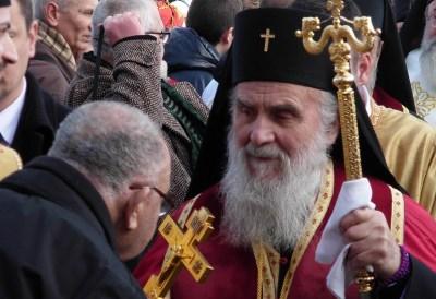 Patrijarh Irinej (Foto: Wikipedija)