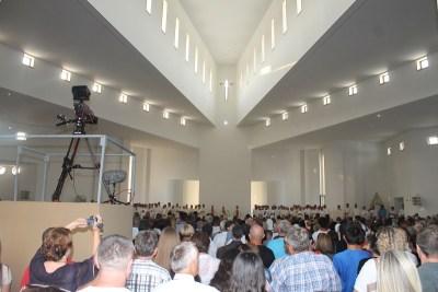 Knin: 'Otvorili vrata Gospine crkve da proslave Boga za sreću Hrvata'