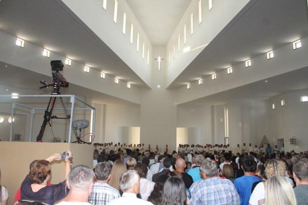 Posveta crkve Gospe Velikog Hrvatskog Krsnog Zavjeta (Foto H. Pavić) (14)
