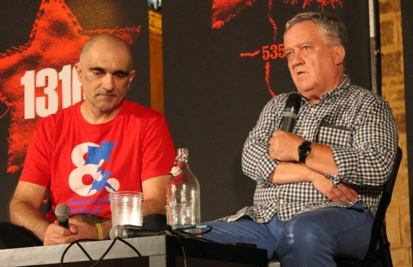 Damir Pilić i Zlatko Dizdarević (Foto: Hrvoslav Pavić)